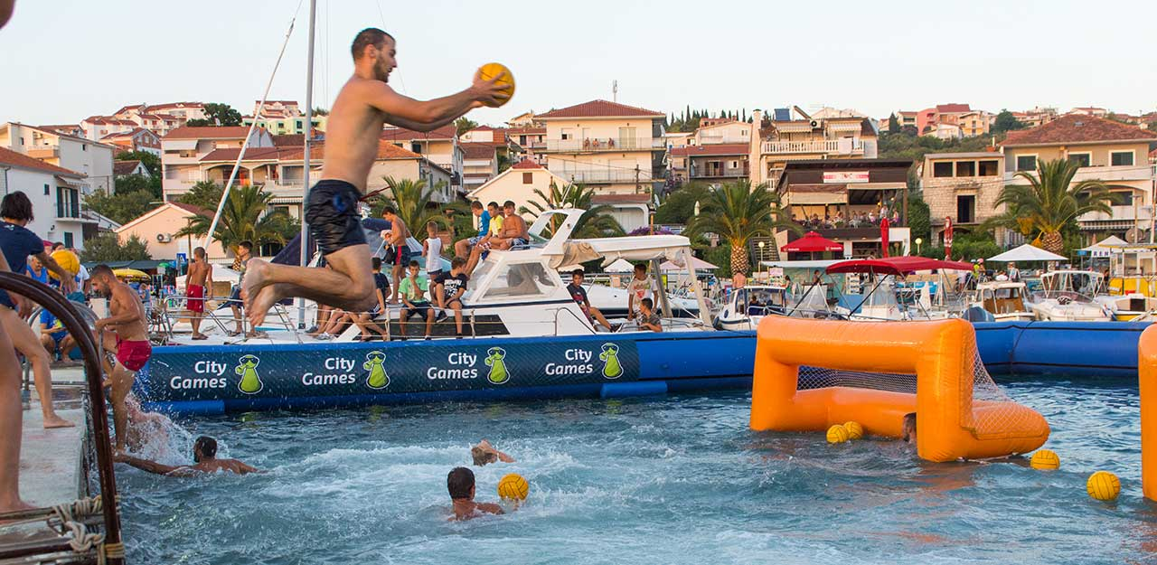 Summer Games - City Games - The Okrug-Trogir Riviera