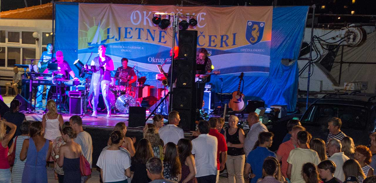Le serate estive di Okrug - Bravo band