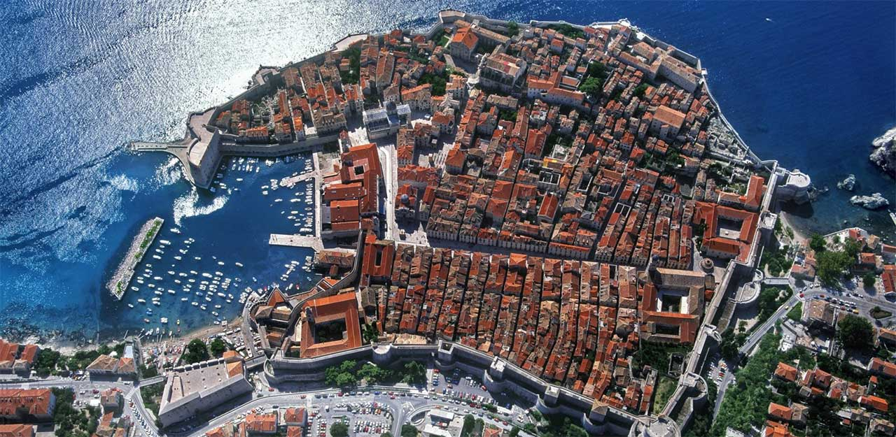 The Tourist Board of the Town of Dubrovnik - The Okrug-Trogir Riviera