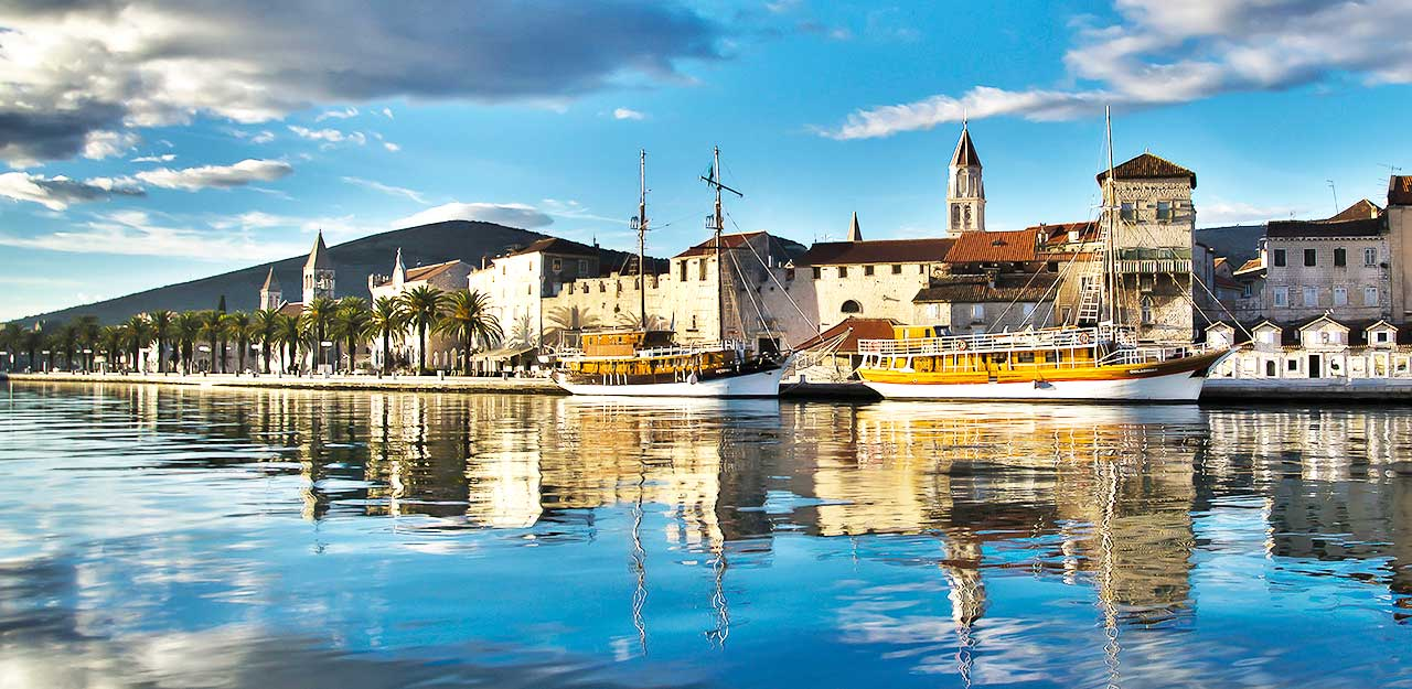 The Tourist Board of the Town of Trogir - The Okrug-Trogir Riviera