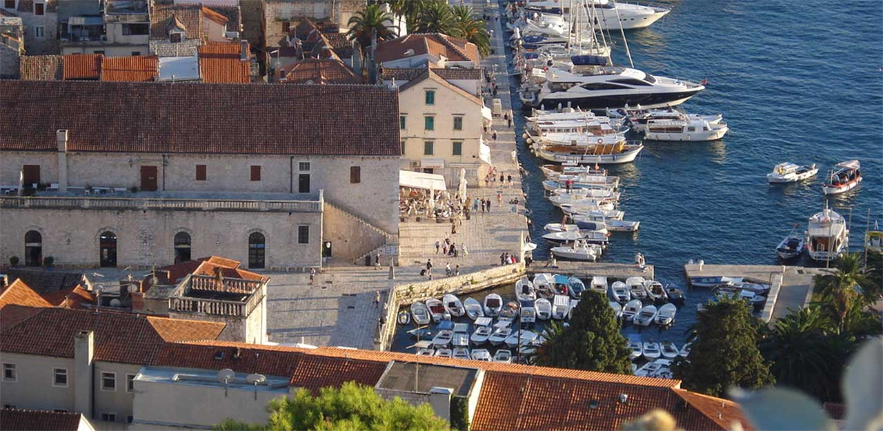 The Tourist Board of the Town of Hvar - The Okrug-Trogir Riviera