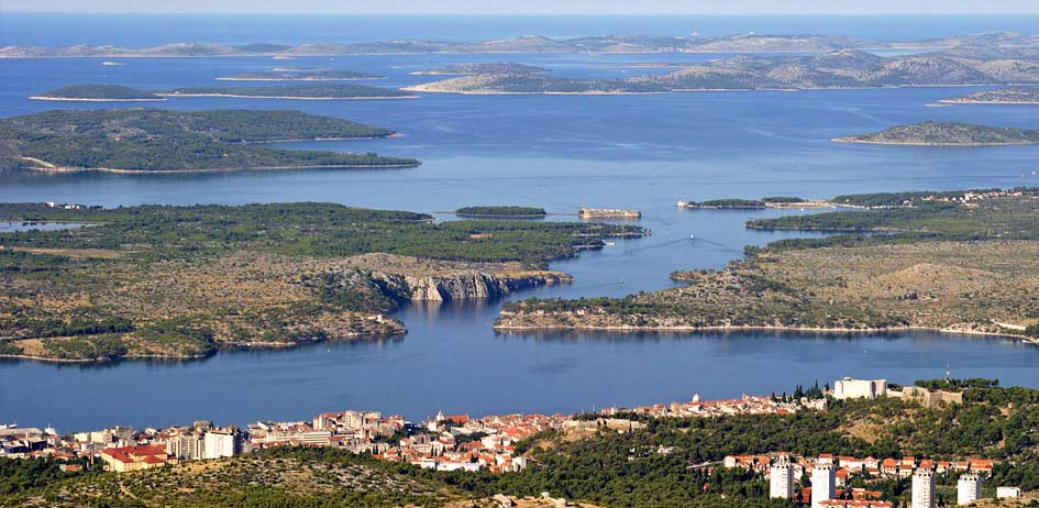 The Tourist Board of the Town of Šibenik - The Okrug-Trogir Riviera