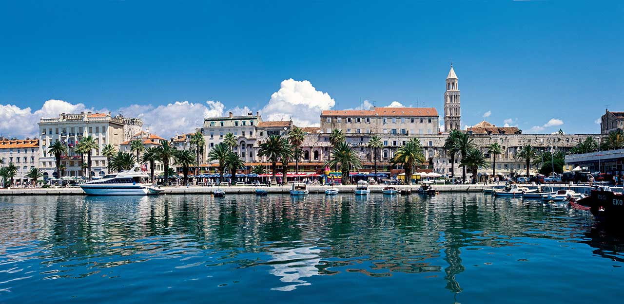 Tourist Board of the Town of Split - The Okrug-Trogir Riviera