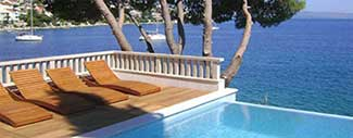 Riviera Okrug-Trogir accommodation - Private accommodation