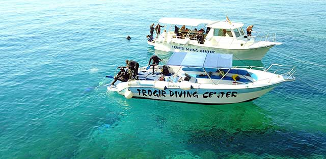 Riviera Okrug-Trogir Diving Center