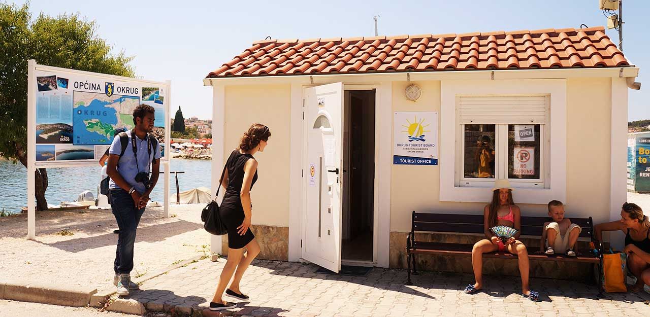 Tourist Information Center Okrug Donji